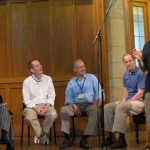 Speaking at Yale College reunion