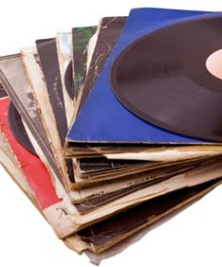 old-records